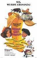 """Herbie Goes Bananas - 11"""" x 17"""""""