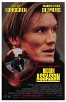 """Hidden Assassin - 11"""" x 17"""""""