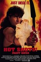 "Hot Shots Part Deux - 11"" x 17"""