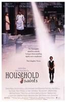 "Household Saints - 11"" x 17"""
