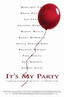 "It's My Party - 11"" x 17"""