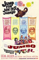 Jumbo The Movie Wall Poster