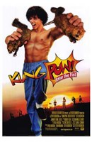 """Kung-Pow: Enter the Fist - 11"""" x 17"""" - $15.49"""