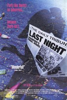 "Last Night By Don McKellar - 11"" x 17"" - $15.49"