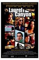 "Laurel Canyon - 11"" x 17"""