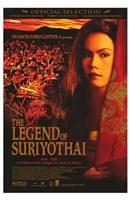 """The Legend of Suriyothai - 11"""" x 17"""""""