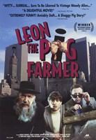 """Leon the Pig Farmer - 11"""" x 17"""""""