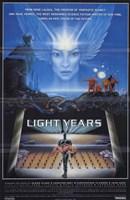 "Light Years - 11"" x 17"""
