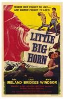 """Little Big Horn - 11"""" x 17"""""""