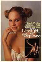 "Little Girl Big Tease - 11"" x 17"""
