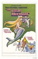 "The Little Mermaid - 11"" x 17"""
