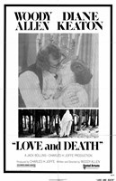 Love and Death Wall Poster