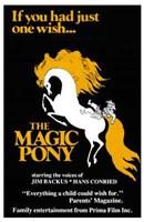 """The Magic Pony - 11"""" x 17"""" - $15.49"""