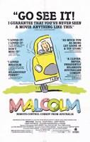 "Malcolm - 11"" x 17"""