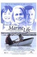 "Marine Life - 11"" x 17"""