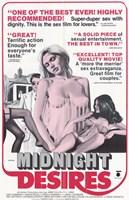 "Midnight Desires - 11"" x 17"", FulcrumGallery.com brand"
