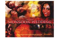 "Monsoon Wedding - 17"" x 11"""