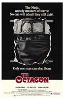"""The Octagon Ninja - 11"""" x 17"""""""