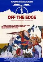 "Off the Edge - 11"" x 17"""
