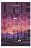 """One False Move - 11"""" x 17"""""""