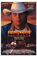 "Painted Hero - 11"" x 17"""