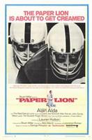"""Paper Lion - 11"""" x 17"""""""