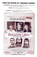 """Paradise Lost: the Child Murders At Robi - 11"""" x 17"""""""