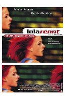 Run Lola Run Screenshot Wall Poster
