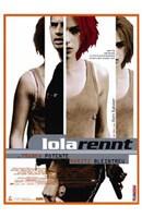 """Run Lola Run Noritz Bleibtreu - 11"""" x 17"""""""