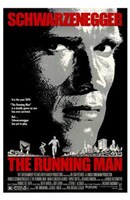 "The Running Man Film - 11"" x 17"""