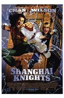 Shanghai Knights Wall Poster