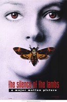 Silence of the Lambs - a major motion picture Fine Art Print
