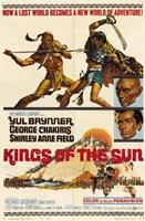 "Kings of the Sun - 11"" x 17"""