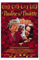 "Pauline and Paulette - 11"" x 17"""
