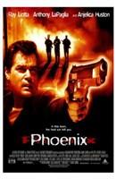 "Phoenix - 11"" x 17"""