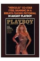 "Playboy - Cybil Danning - 11"" x 17"""