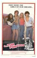 """The Pom-Pom Girls - 11"""" x 17"""""""