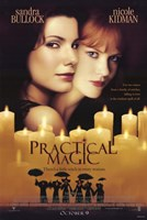 Practical Magic Framed Print