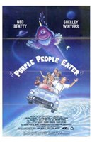 """Purple People Eater - 11"""" x 17"""""""