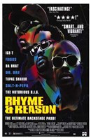 Rhyme Reason Wall Poster