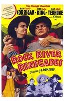 "Rock River Renegades - 11"" x 17"""
