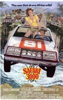 "Safari 3000 - 11"" x 17"""