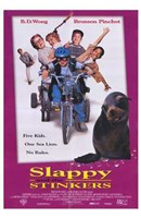 """Slappy and the Stinkers - 11"""" x 17"""""""