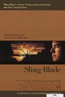 "Sling Blade Movie - 11"" x 17"""