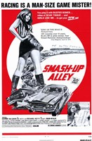 "Smash Up Alley - 11"" x 17"", FulcrumGallery.com brand"