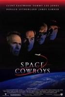 "Space Cowboys - 11"" x 17"" - $15.49"