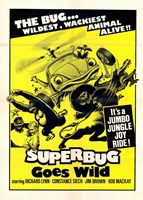 "Superbug Goes Wild - 11"" x 17"""