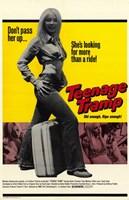 "Teenage Tramp - 11"" x 17"" - $15.49"