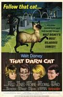 """Follow that Cat... That Darn Cat - 11"""" x 17"""""""
