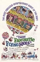 "Those Fantastic Flying Fools - 11"" x 17"""